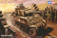 Американский танк M4 (Mid-Model)