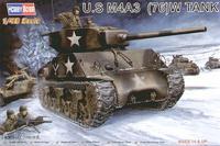 Американский танк M4A3 76 (W)
