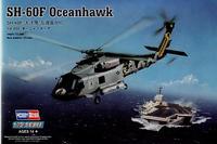 Палубный противолодочный вертолет SH-60F Oceanhawk