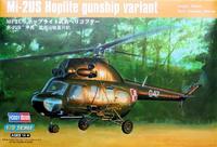 Вертолет Ми-2УС Hoplite боевой вариант