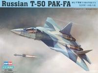 Истребитель Т-50  Пак-Фа