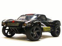 Шорт-корс Himoto Tyronno Brushed 2.4GHz с электродвигателем (черный)