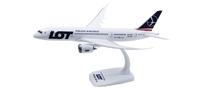 Пассажирский самолет LOT Polish Airlines Boeing 787-8 Dreamliner