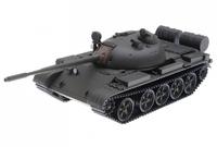 Танк Т-55 темно-зеленый