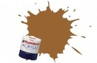 Краска водорастворимая HUMBROL тан (акриловая)