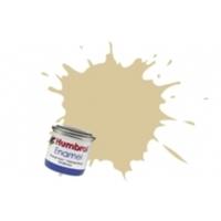 Краска эмалевая HUMBROL кремовая сатиновая
