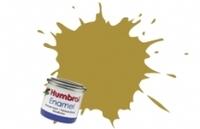 Краска эмалевая HUMBROL охра (матовая)