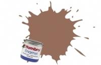 Краска эмалевая HUMBROL старая бронза (матовая)
