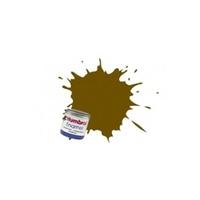 Краска эмалевая HUMBROL оливковая темная матовая
