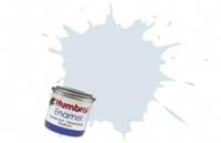 Краска эмалевая HUMBROL серебристый хром (матовая)