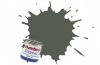Краска эмалевая HUMBROL RLM74 серо-зеленая матовая
