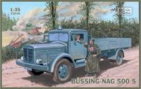 Грузовик BUSSING-NAG 500S