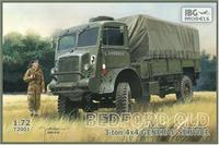 Bedford QLD 3 ton 4x4 General service