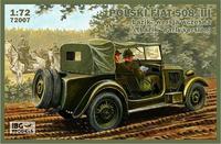 Польский Fiat 508/III (Lazik ранняя версия)