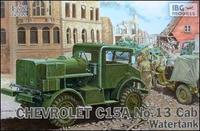 Chevrolet C15A No.13 Cab Watertank