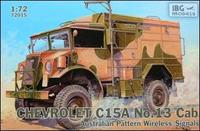 Chevrolet C15A No.13 Cab Australian Pattern Wireless /