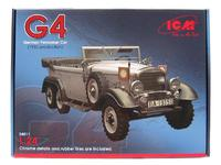 Автомобиль немецкого руководства II MB Typ G4