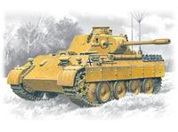 Немецкий подвижный АНП Beobachtungspanzer Panther
