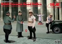 Немецкая дорожная полиция