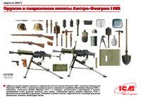 Вооружение и снаряжение пехоты Австро-Венгрии І МВ
