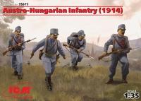Пехота Австро-Венгрии (1914г.)