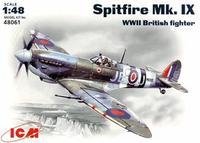 ICM48061 Spitfire Mk.IX WWII RAF fighter