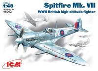 ICM48062 Spitfire Mk.VII WWII RAF fighter