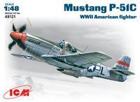 ICM48121 Mustang P-51 C