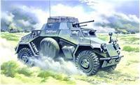 Немецкий легкий бронеавтомобиль Sd.Kfz.222