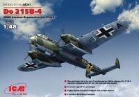 Немецкий самолет-разведчик Do 215B-4