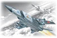 Советский тяжелый истребитель-перехватчик МиГ-25ПДr