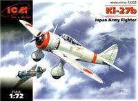 Японский истребитель Kи-27б