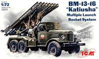 "Советская боевая машина BM-13-16 ""Катюша"""