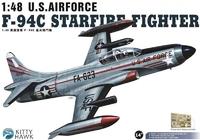 Истребитель F-94C Starfire