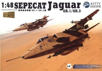 Штурмовик Sepecat Jaguar GR.1/GR. 3