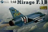 Учебно-боевой самолет Mirage F.1B