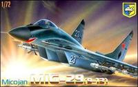 МиГ-29 (9-13) советский истребитель прототип