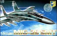 Советский многоцелевой истребитель МиГ-29 СМТ