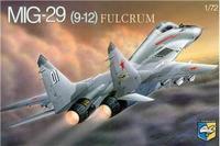 МиГ-29 (9-12) Fulcrum советский истребитель