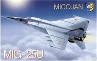 Mig-25PU Soviet training battle interceptor