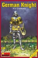 Германский рыцарь, XV век