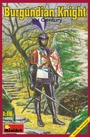Бургундский рыцарь, XV век
