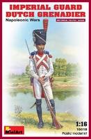 Голландский гренадер императорской гвардии