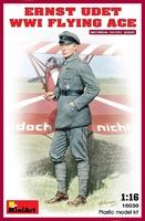 Немецкий летчик-ас Эрнест Удет