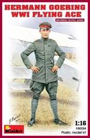 Герман Геринг. Германский летчик-ас Первой мировой войны