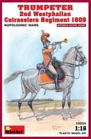 Трубач 2-го Вестфальского Кирасирского Полка 1809 г. Наполеоновские войны