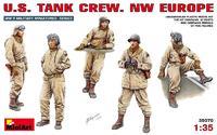 Американський танковый экипаж (Северо-западная Европа)