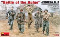 "Операция ""Battle of the Bulge"" Арденны 1944"