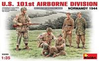 Американская 101 воздушно-десантная дивизия (Нормандия 1944)