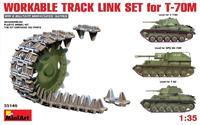 Набор рабочих траков для танка Т-70